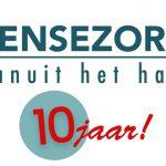 SenseZorg 10 jaar